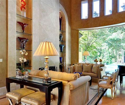 Art Deco Inspiration With A Contemporary Flap  Dream Home