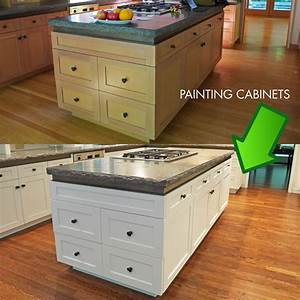 seattle painted kitchen cabinets shearer painting With what kind of paint to use on kitchen cabinets for seattle stickers
