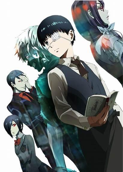 Transparent Kaneki Ghoul Tokyo Ken Anime Clipart