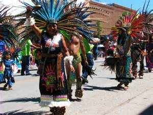 Aztec Indian Ceremonial Photos