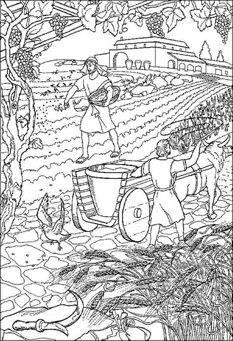 Kleurplaat Kandelaar Bijbel by De Zaaier 1 Gkv Apeldoorn Zuid Bijbelse Verwerking