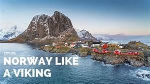 Explore Norway Like a Viking in the Lofoten Islands
