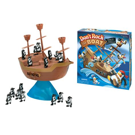Don T Rock The Boat Playmonster by Dont Rock The Boat Miscellaneous