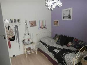 deco chambre fille theme paris visuel 6 With deco chambre fille paris