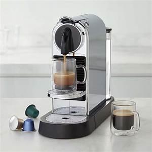 Machine Nespresso Promo : nespresso citiz espresso machine by de 39 longhi williams ~ Dode.kayakingforconservation.com Idées de Décoration
