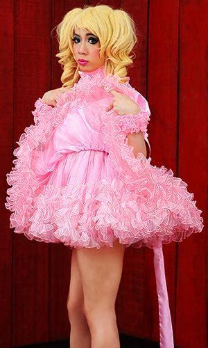 sweet candela sissy dress sat   fantasy