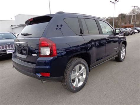 Sell New 2014 Jeep Compass Latitude In 2525 Franklin Rd Sw