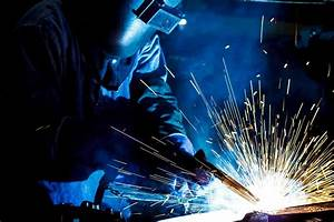 Low Levels Of Manganese In Welding Fumes Linked To