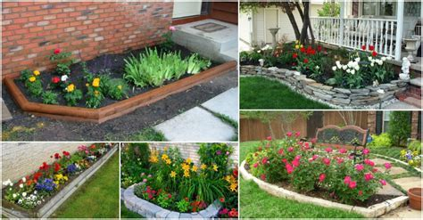 15 Impressive Small Flower Garden Ideas