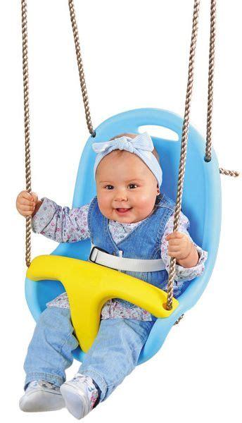 siege bébé balancoire siège balancoire bébé bleu jaune balancoires et