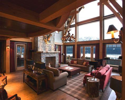 Home Design Forum by Mountain Lodge Interior Design Hotel