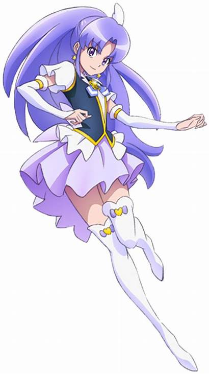Cure Precure Happiness Charge Pretty Fortune Iona