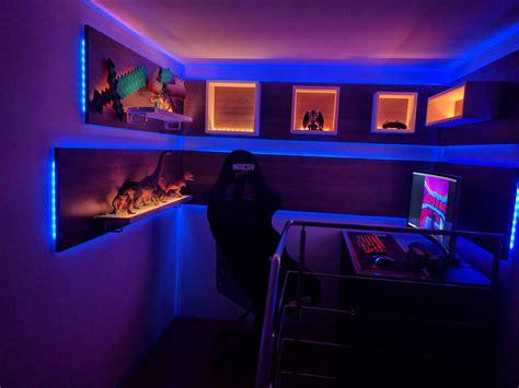 Gaming Room Setup Brucallcom