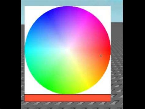 roblox color picker paint net circle style v 0 4 youtube