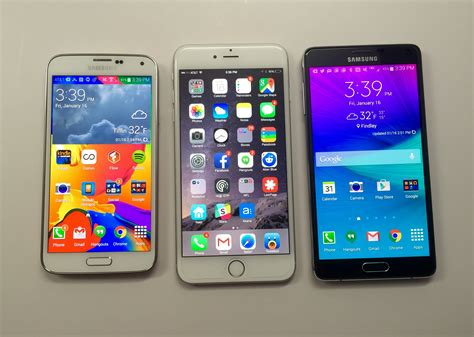 iphone 6 thickness samsung galaxy s6 edge vs iphone 6 thickness samsung