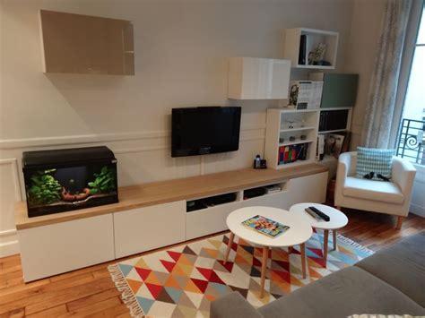 meuble de bureau sur mesure best 25 ikea salle tv ideas on
