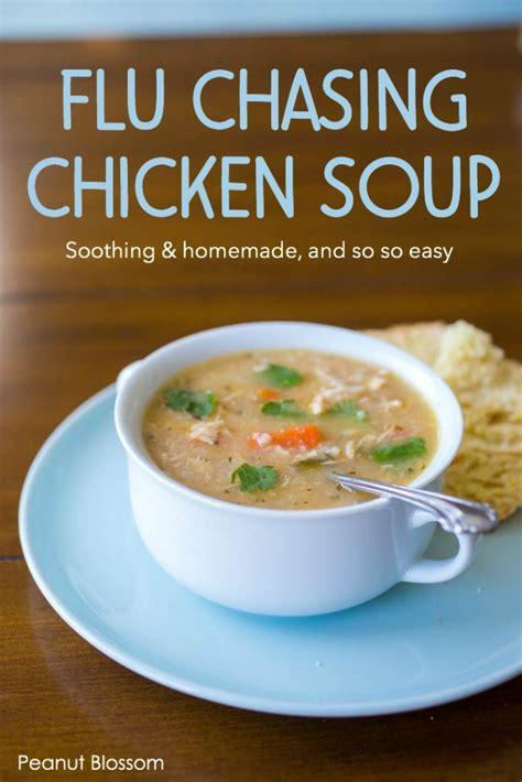 chicken soup recipe   cold casaruraldavinacom