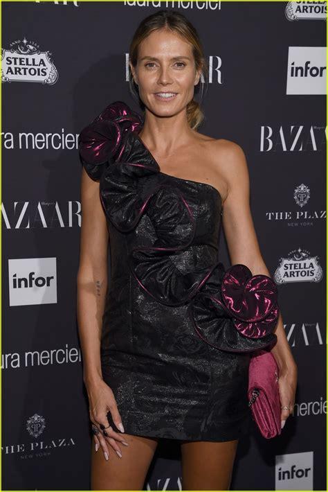 Adriana Lima Izabel Goulart Heidi Klum Get Chic