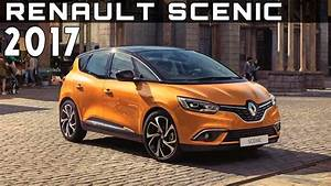 2017 Renault Scenic Review Rendered Price Specs Release