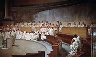 Senate of the Roman Republic - Wikipedia