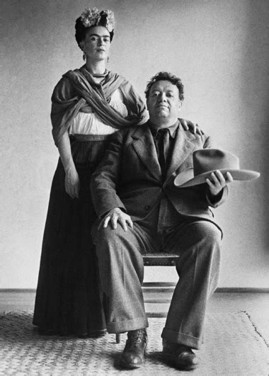 Frida Kahlo And Diego Rivera A Marriage Of Mismatched