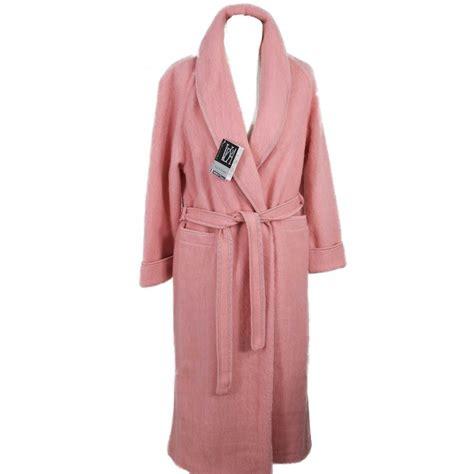 robe de chambre pyrenees robe de chambre des pyrénées croisé col châle praline