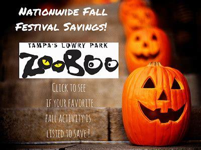 nationwide fall festival savings including lowry park