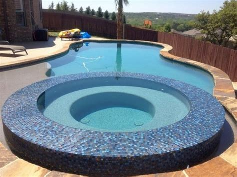 pool mosaic tiles best pool tile designs that will impress every