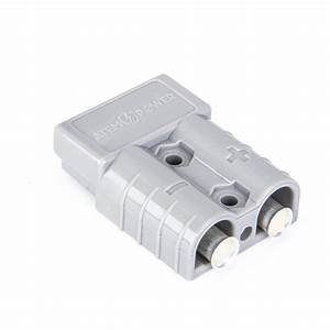 20pcs Anderson Style Plug 50a Exterior Connector Dc Power