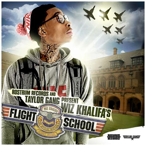 Wiz Khalifa  Flight School Album Mixed By Djitsnathan