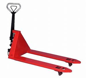 U0026quot Mini U0026quot  Low Profile Manual Pallet Jacks