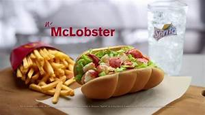 McDonalds McLobster commercial 2013 Kym McKenzie - YouTube