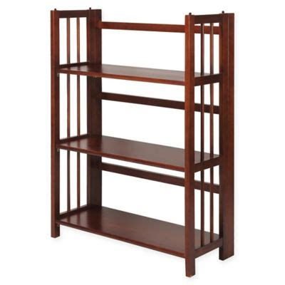 27 Wide Bookcase by 3 Shelf Folding Stackable 27 5 Inch Wide Bookcase Bed