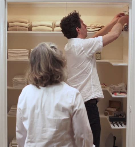 new york s the met museum takes on organized closets
