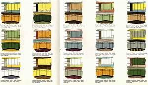 Retro kitchen paint color schemes from 1953 - Retro Renovation