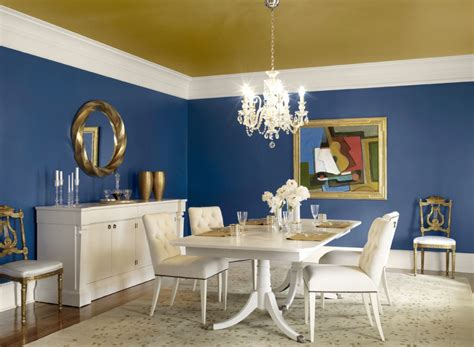 blue wall for room 1355 decoration ideas