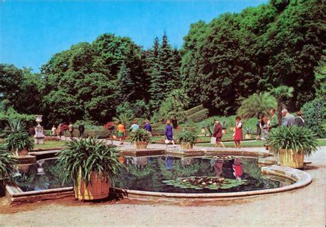 Potsdam, Sanssouci  Sizilianischer Garten  1978 Nr