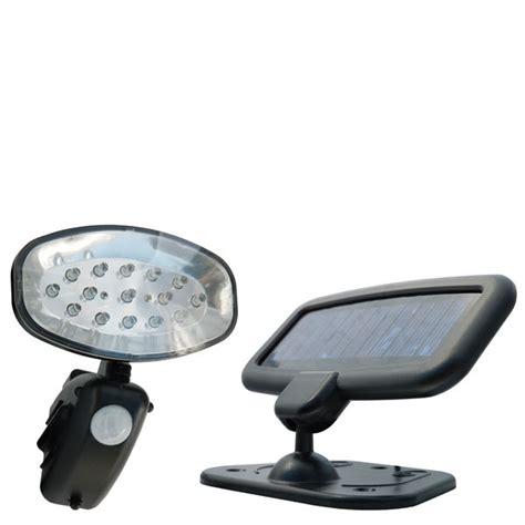 Solar Pir Utility Light Iwoot