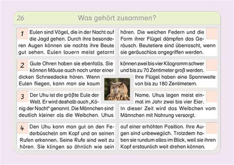 Lies Mal 7 Das Heft Mit Der Eule Jandorfverlag