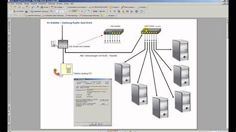 lan kabel aufbau heimnetzwerk ganz einfach www 4allpc ch