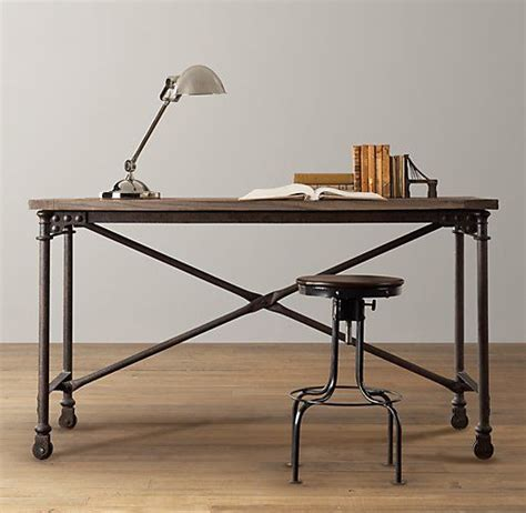 restoration hardware fulton desk 266 best images about amenagement bureau on pinterest