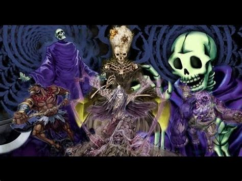 yugioh skull servants wight deck october 2013 youtube