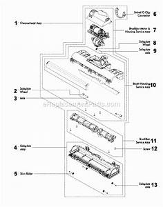 27 Dyson Dc41 Animal Parts Diagram