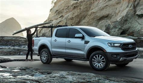 Ford Ranger Bests Chevrolet Colorado Towing