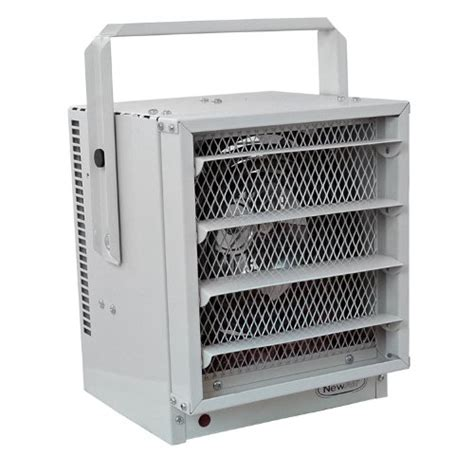 electric garage heaters heater corner newair g73 electric garage heater with