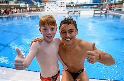 Daley Tom Young Olympic Diving Aquatics Centre