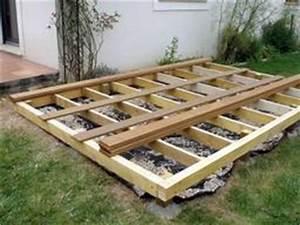construire une terrasse en bois With comment faire sa terrasse