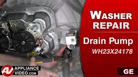 Hotpoint Rca Washer Will Not Drain Water