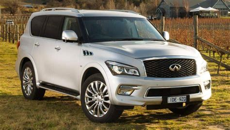 Review Infiniti Qx80 by 2015 Infiniti Qx80 Review Drive Carsguide