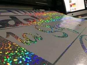 Hologramm Aufkleber Auto : attraktief frontscheibenaufkleber glitzer hologramm folie ~ Jslefanu.com Haus und Dekorationen